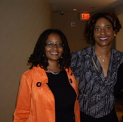 Ananda & Tomika DePriest, Executive Director Office of Communications@Spelman College