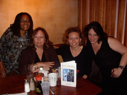 DC SW Spring Meet Up: Ananda, Nancy, Yael & Amy