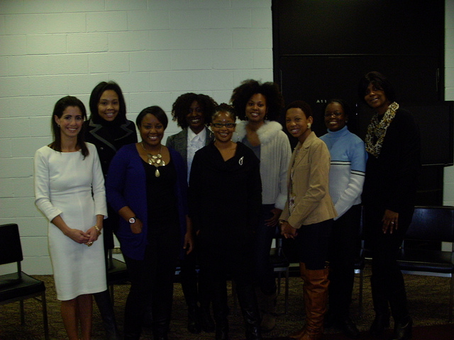 DC Beauty/Fashion/Lifestyle/Hair/Style Bloggers at DSN Women in Social Media Focus Group, December 2010