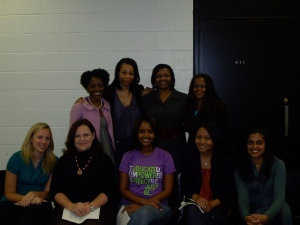 DC Nonprofit/Social Justice Social Media Women Leaders at DSN Women in Social Media Focus Group, October 2010