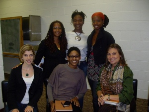 DC Healthy Living/Green Living/Life Coach/Spiritual/Yoga Social Media Women Leaders at DSN Women in Social Media Focus Group, September 2010