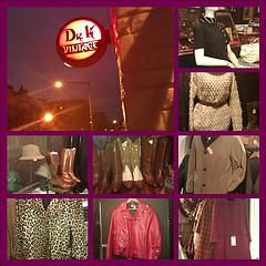 Dr. K's Vintage on U Street