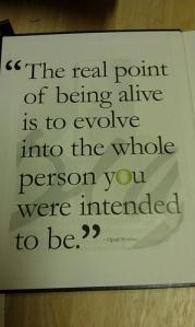 Inspiring Quote Book