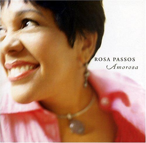Brazilian singer and guitarist musician Rosa Passos