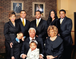 Leak Family, owners of Leak and Sons Funeral Homes - Photo Credit: www.leakandsonsfuneralhomes.com
