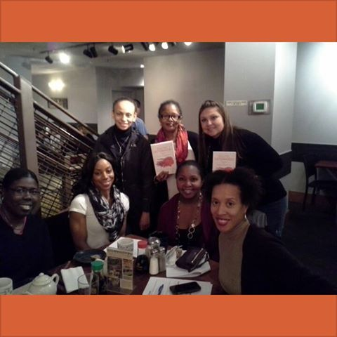 Launch of DSN Lean In Circle at Teaism in DC, December 2013