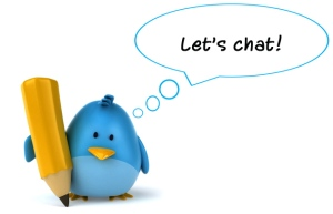Twitter-chat