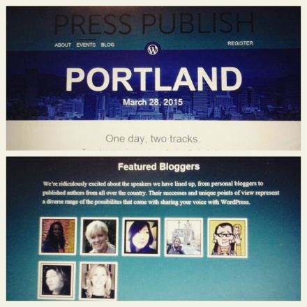 Press Publish Conference in Portland